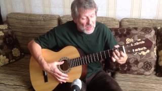 Владимир Высоцкий - ПРЕРВАННЫЙ ПОЛЕТ (урок игры на гитаре, В. Шаров)