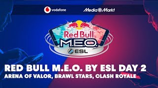Red Bull M.E.O. by ESL World Final 2019 - Day 2