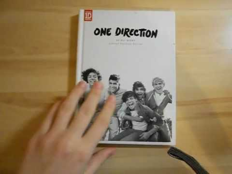 One Direction Up All Night (Yerbook Edition) Unboxing CD