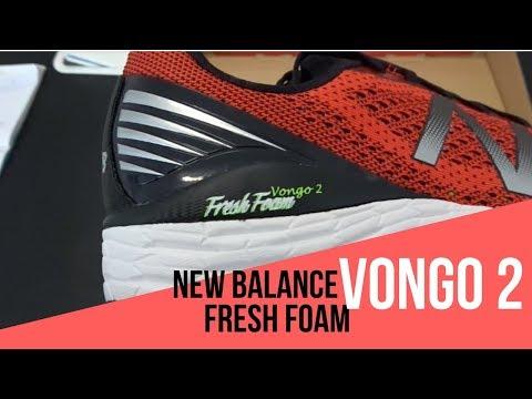 New Balance Fresh Foam Vongo v2, zapatilla running para pronadores
