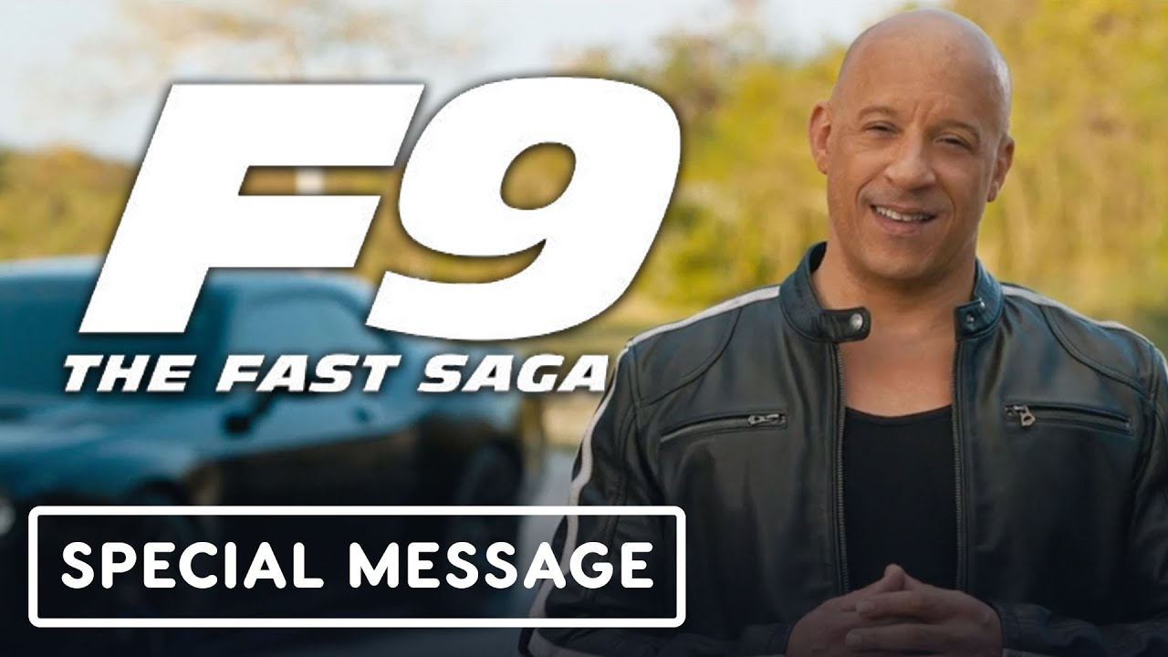 Download F9: Fast & Furious 9 - Official Returning To Theaters Message (2021) Vin Diesel, Michelle Rodriguez
