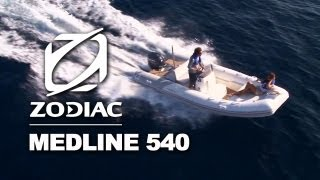 Zodiac Medline 540 | Rigid Inflatable Boats (RIB)