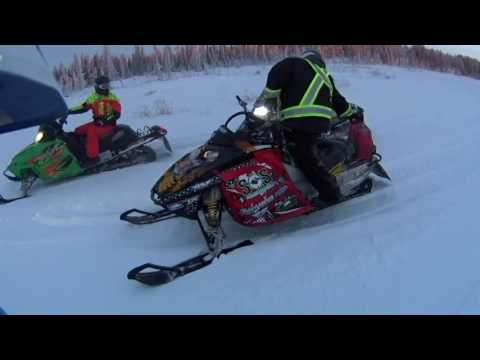Great White North Sled Ride