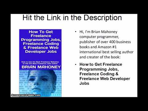 Freelance Programming | Freelance Coding| Freelance Web Designer| Freelance Websites| Freelance Jobs
