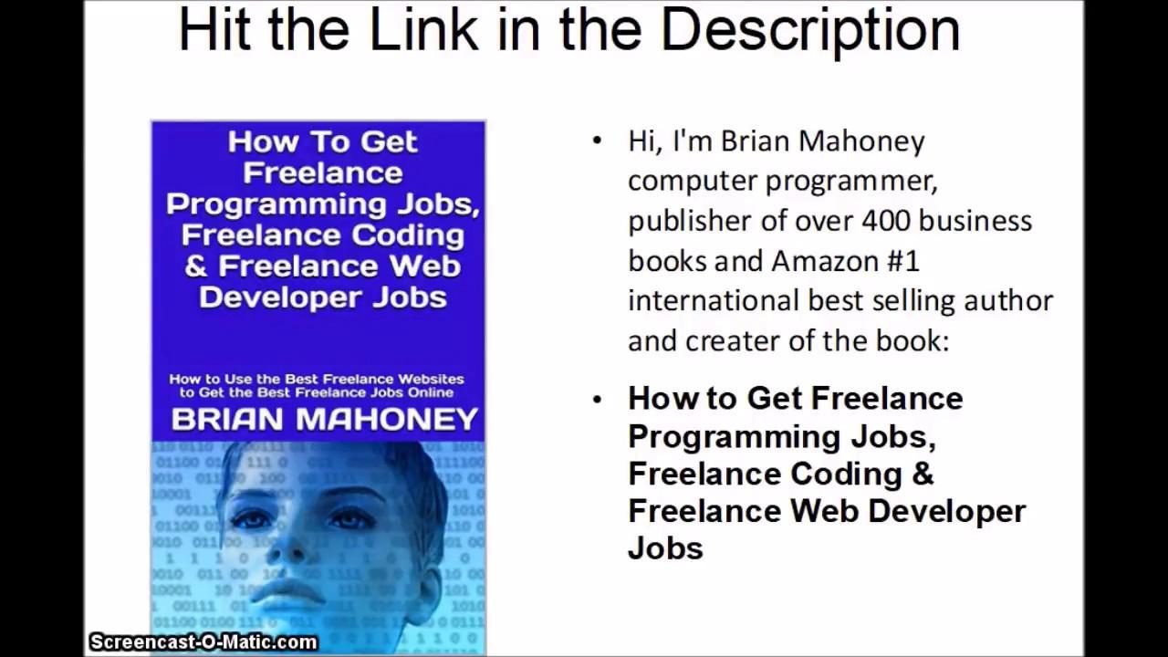 Freelance Programming | Freelance Coding| Freelance Web