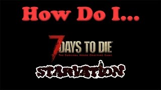 How Do I... Install the Starvation Mod for 7 Days to Die
