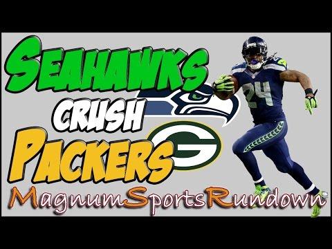 Seahawks Crush Packers - Magnum Sports Rundown