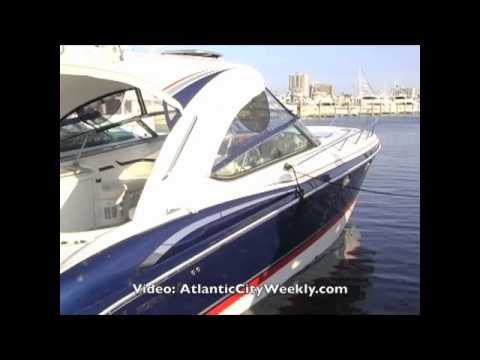 Atlantic City In Water Boat Show at Golden Nugget