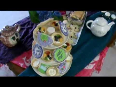 Mad hatter tea party disney