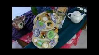 A Mad Hatter Tea Party: Decorations and Food