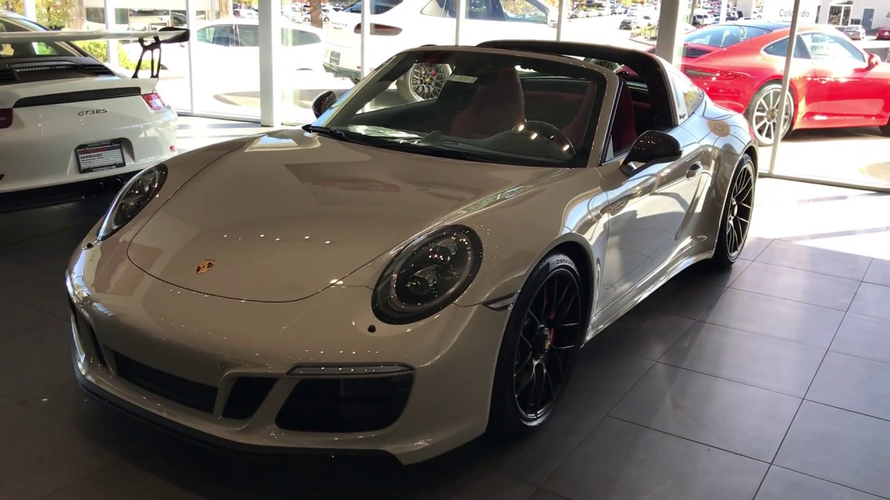 2018 porsche gt3 chalk. unique 2018 2018 porsche 911 targa 4 gts in chalk with kirk and porsche gt3 chalk