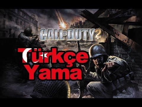 Call Of Duty 2 Türkçe Yama İndir + Kurulum