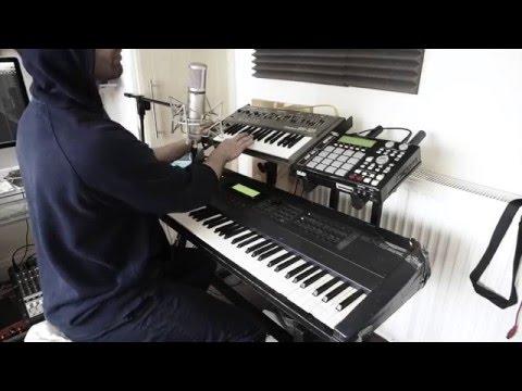 Mantronix-Got To Have Your Love- Luke Neptune remix(Roland SH101,Yamaha EX5, MPC1000)