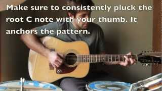 Down in the Valley - Head and The Heart (Guitar Lesson)