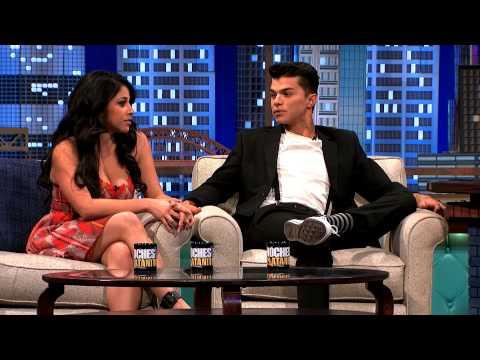 Andrew Jacobs y Noemi Gonzalez