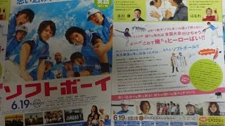 ソフトボーイ A 佐賀県 2010 映画チラシ 2010年6月19日公開 【映画鑑賞...