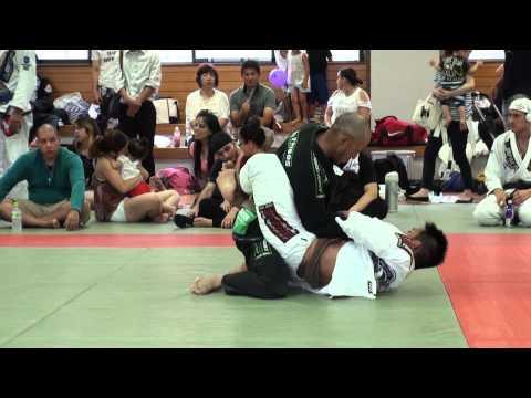 Ricardo Yagi vs Sugi Bandido / Jiu Jitsu Priest CUP 2014 GIFU