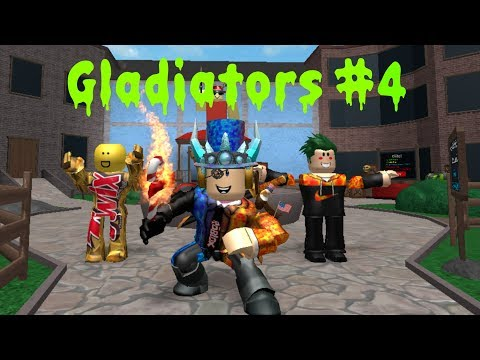 Gladiators #4 | MM2 Voice Chat with fans!