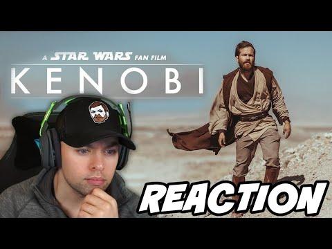 Reacting to KENOBI  a Star Wars Fan Film