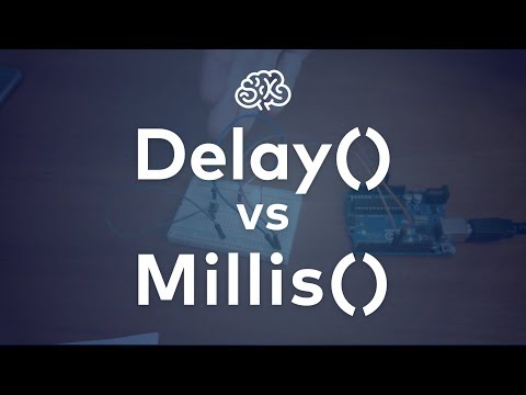 Arduino: Comment utiliser les fonctions delay() et millis()