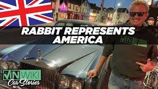Rabbit goes to London
