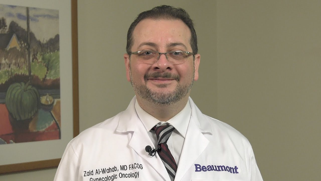 Zaid Al-Wahab, MD | Gynecological Oncology | Beaumont by Beaumont Doctors