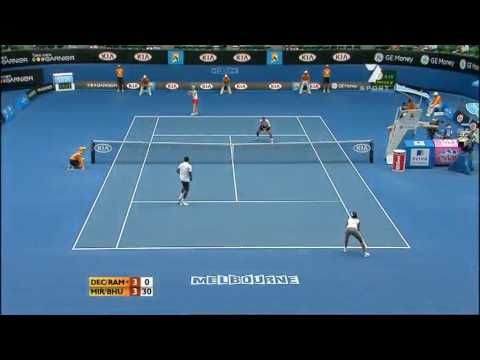 Mixed Double Tennis Final AO 2009 p3