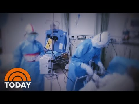 Dr. Anthony Fauci Says US Is 'Knee Deep In First Wave' Of Coronavirus As Cases Surge | TODAY