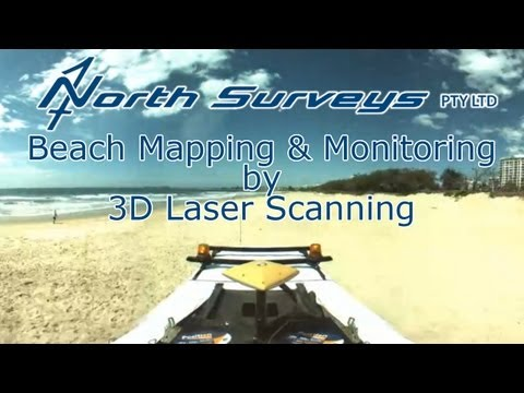 North Surveys: Beach Mapping and Monitoring by 3D Mobile Laser Scanning