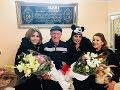 منيرة حمدي فايزة المحرصي و علياء بلعيد يحتفلون بعيد ميلاد الفنان الكبير بلغيث الصيادي mp3