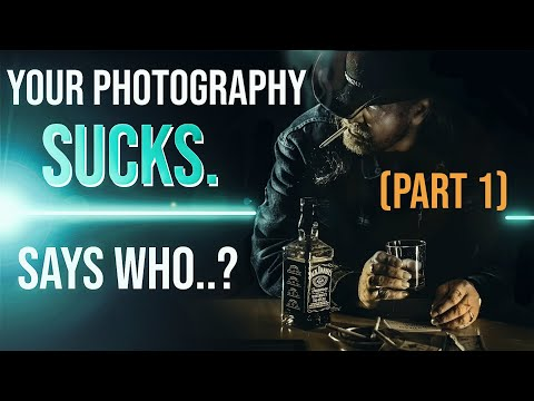 Who is the Judge of YOUR Photography?