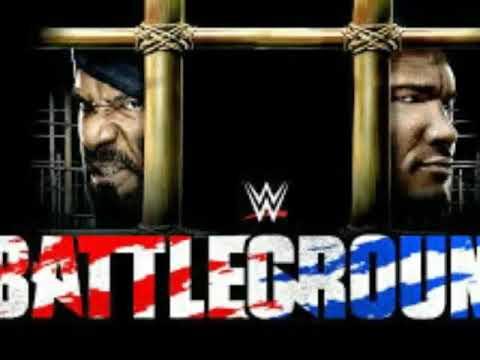 WWE BATTLEGROUND 2017 THEME SONG (30 Minute)