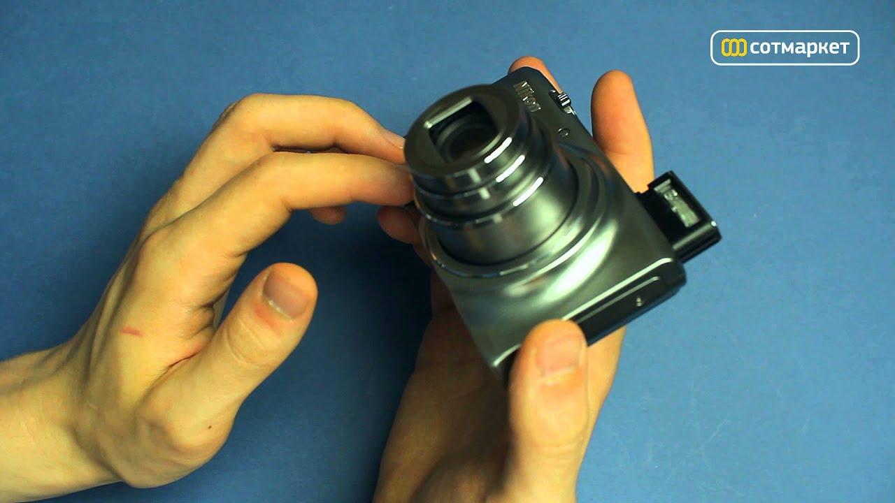 Видео обзор Nikon Coolpix S9400 от Сотмаркета - YouTube