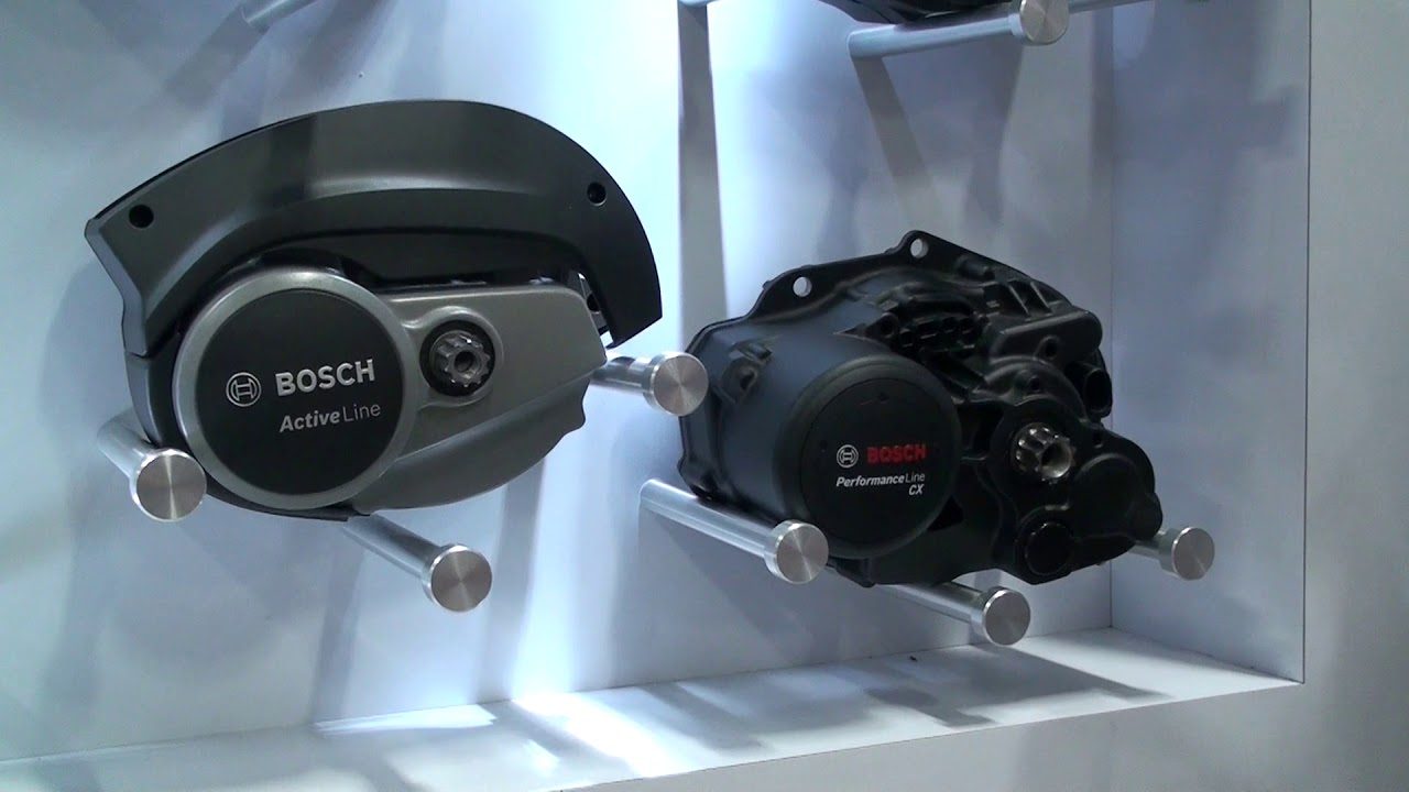 New Bosch Active Line, Active Line Plus, and Powertube Frame Battery |  Electric Bike Report