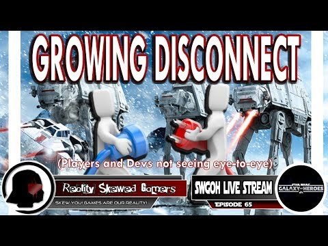 SWGOH Live Stream Episode 65: Growing Disconnect | Star Wars: Galaxy of Heroes #swgoh