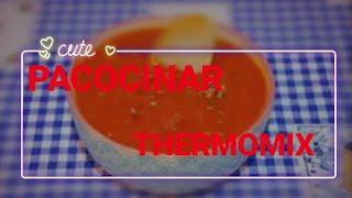 SALSA DE TOMATE PACOCINAR THERMOMIX