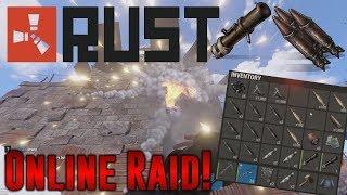 Rust lekko nie bedzie..brak profitu ;) RUST RAID