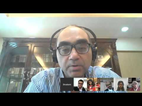 Hangouts with industry experts - 2016 Budget Expectations