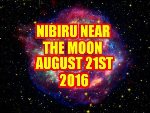 🔴EXCLUSIVE BLOOD RED MOON and NIBIRU August 21st 2016