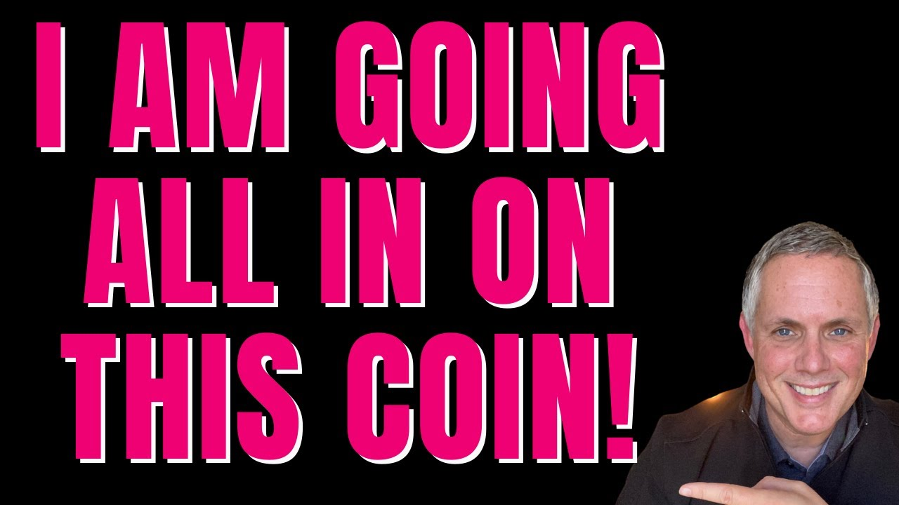 🔥 I AM GOING ALL IN ON THIS COIN! 🔥
