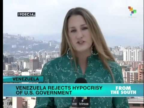 Venezuela rejects hypocrisy of US Government