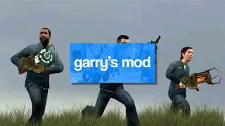 Garry's mod error fix