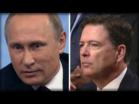 BREAKING: PUTIN COMES FORWARD WITH SHOCK MESSAGE FOR JAMES COMEY THAT WILL MAKE DONALD TRUMP LAUGH!
