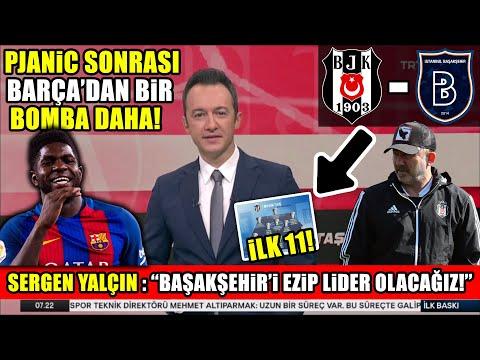 Beşiktaş, Başakşehir'i Bu