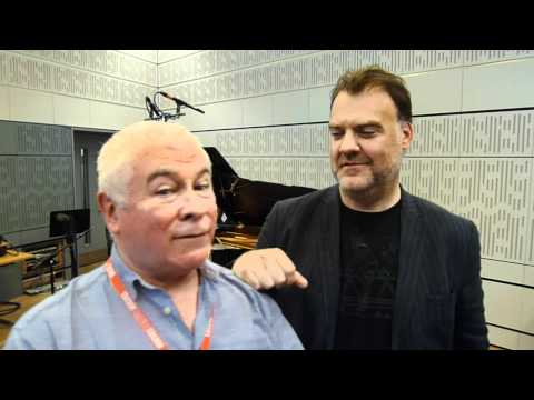 Sean and Bryn Terfel on today's In Tune - Fri 22nd June 2012