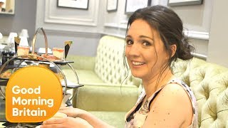 Laura Tobin Gets a Lesson in Royal Etiquette | Good Morning Britain