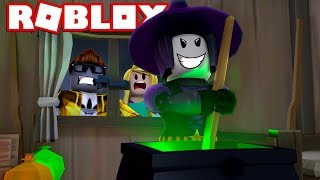 ROMAN, ISY & LARS want candy! -Roblox [German/HD]