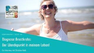 Diagnose Brustkrebs: Der Wendepunkt in meinem Leben! Ein Interview mit Christine Raab.