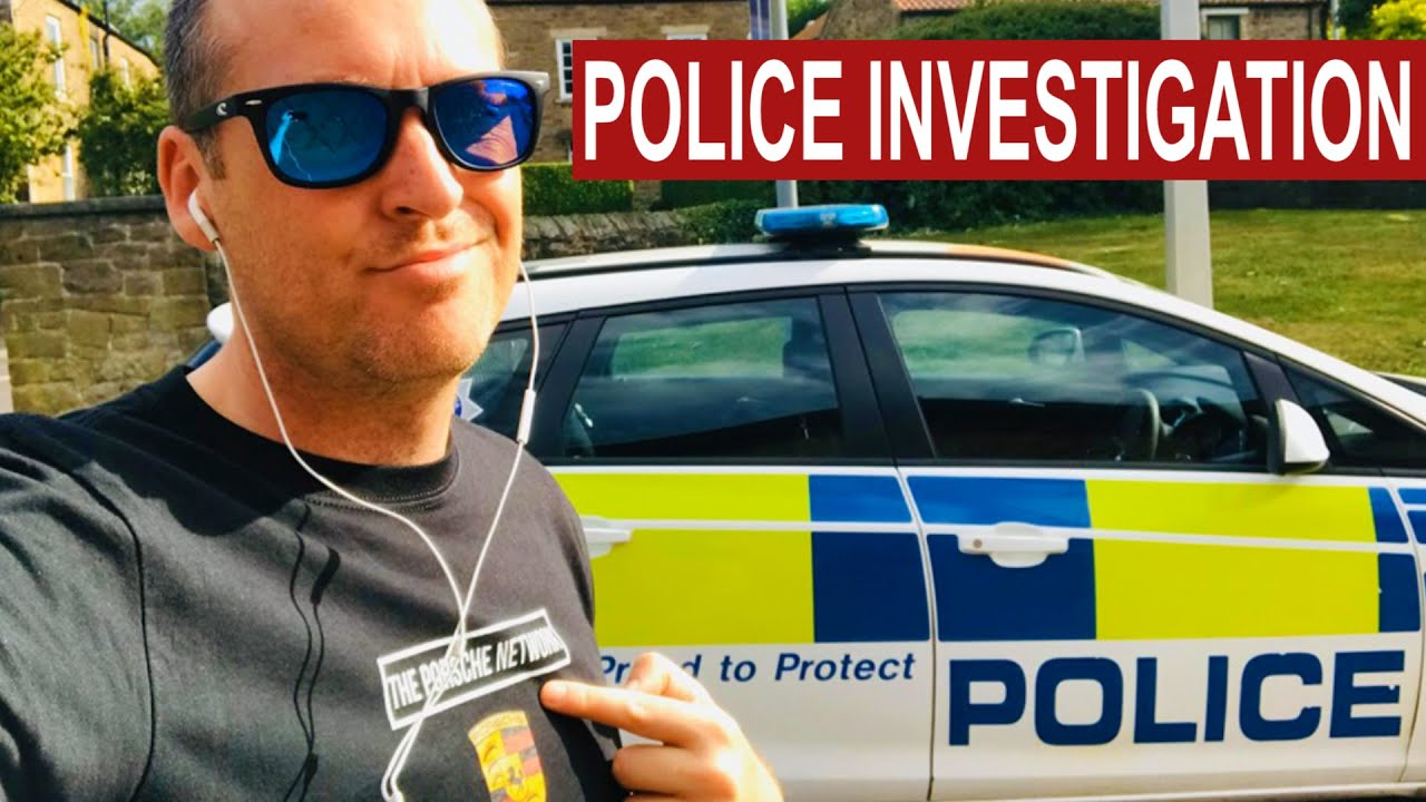 Police Investigation & Dealing With Online Haters