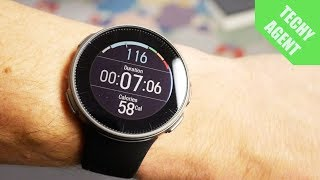 Polar Vantage V and Polar Vantage M - Unboxing and First Impressions